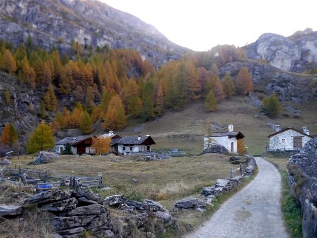 hameau classé du Monal