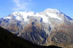 Dôme de la Sache et Mont Pourri